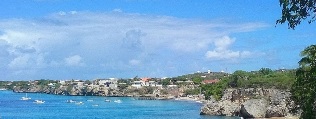 Working in Curacao