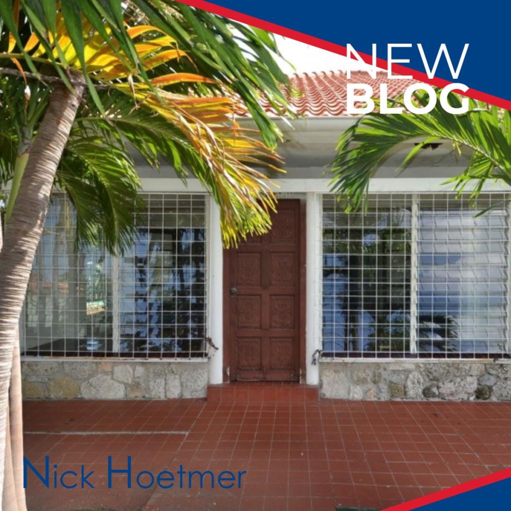 Buy house Curacao