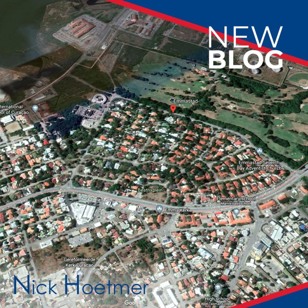 Emmastad Curacao