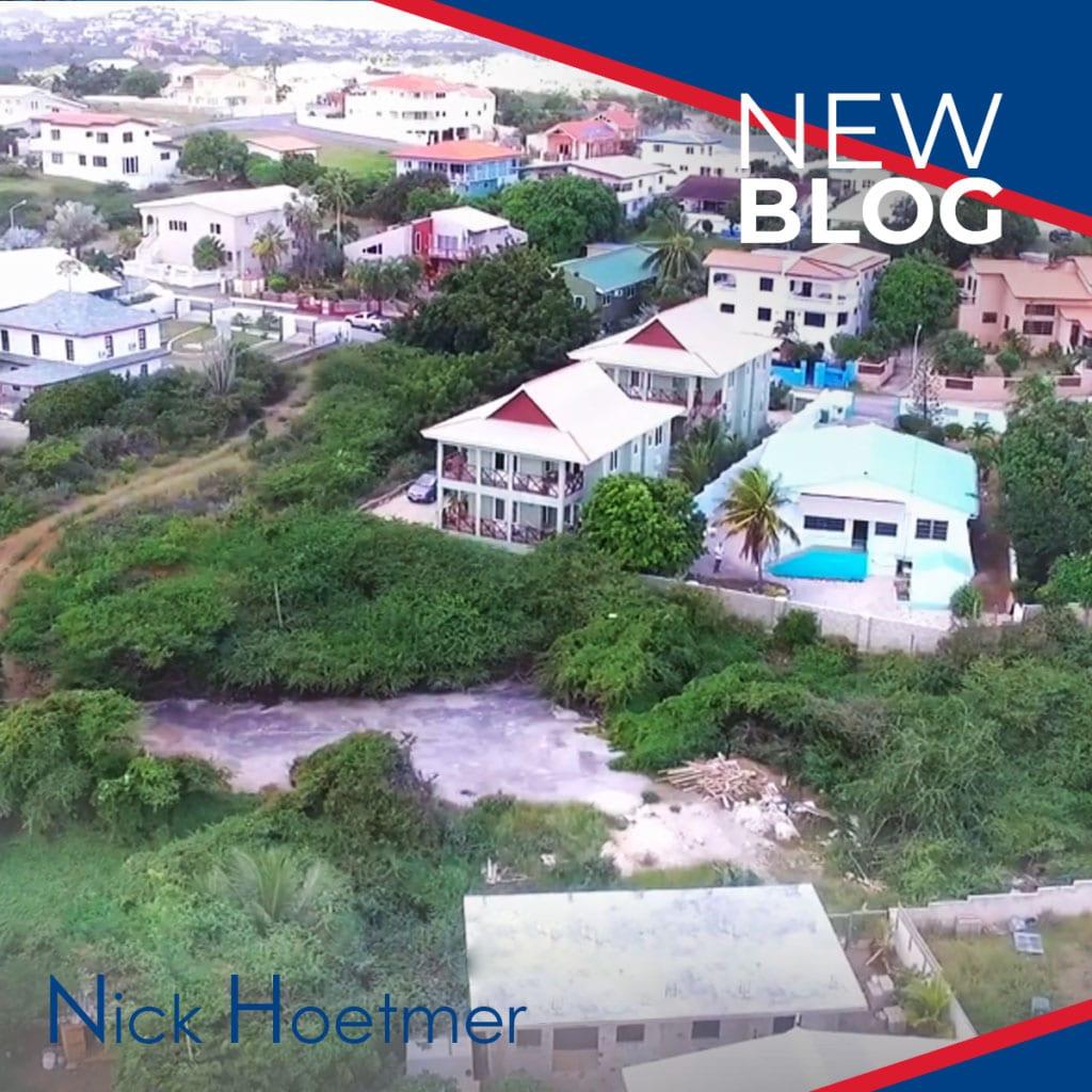 wonen in Jan Thiel Curacao