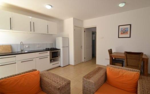 Jan Sofat gemeubileerd 1 slaapkamer appartement f1