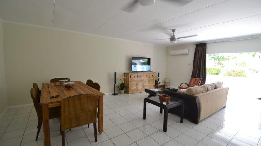 Groot Piscadera - Ruim appartement te huur