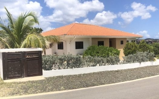 Villa on Blue Bay for rent
