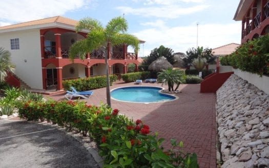 Seru Hulanda Resort apartment